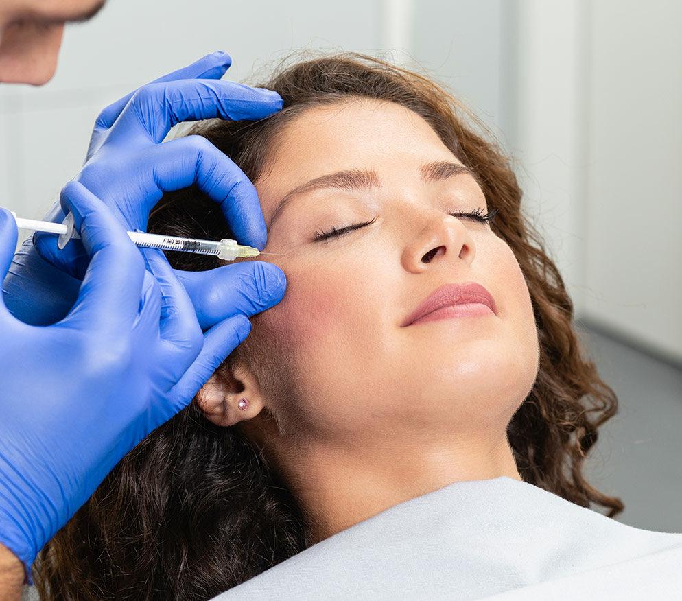 A Daring Beauty: Face Treatments